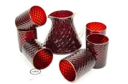 Bicchieri di Murano, a tavola con stile ed eleganza