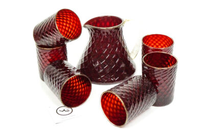 Murano wine Glasses and goblets: functional art in everyday life