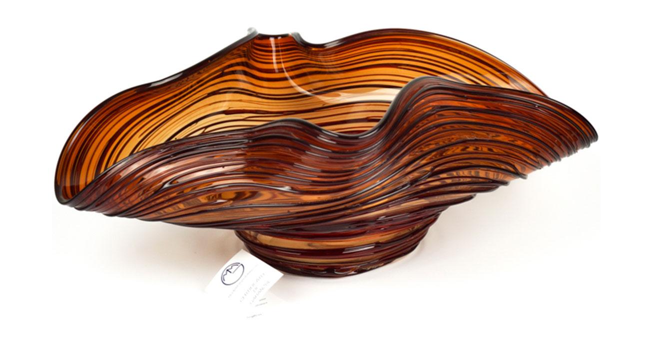 murano glass interior design