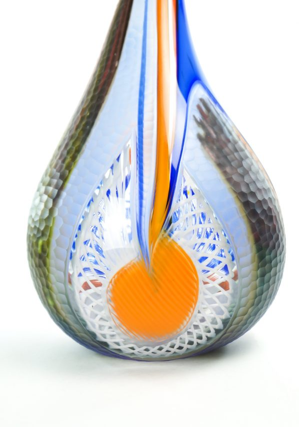 Noah - Exclusive Vase Master Afro Celotto - Unique Piece 1/1
