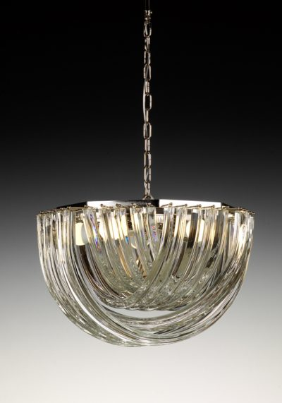 Barena – Made Murano Glass Chandelier Curve