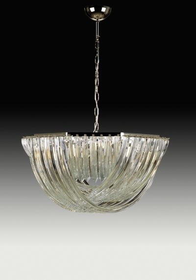 Bacan – Made Murano Glass Chandelier Curve