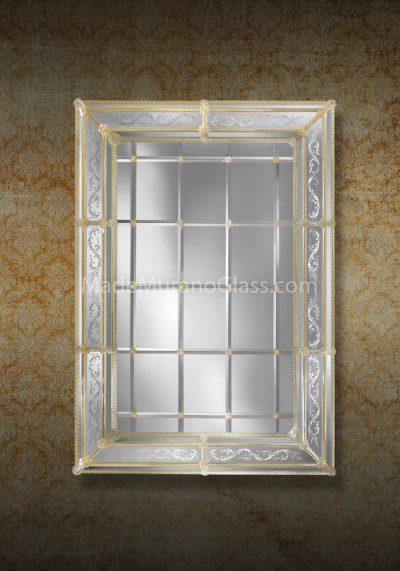 Certosa – Collezione Specchio Di Murano Vetro Veneziano