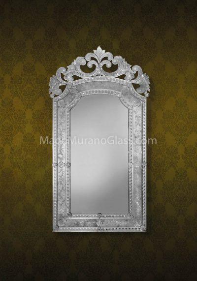 Murano Mirror – Navagero – Venetian Glass