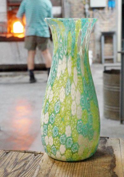 Murano Glass Jug For Water Or Wine – Murano Art