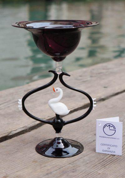 Venetian Glass Goblet – Murano Collection