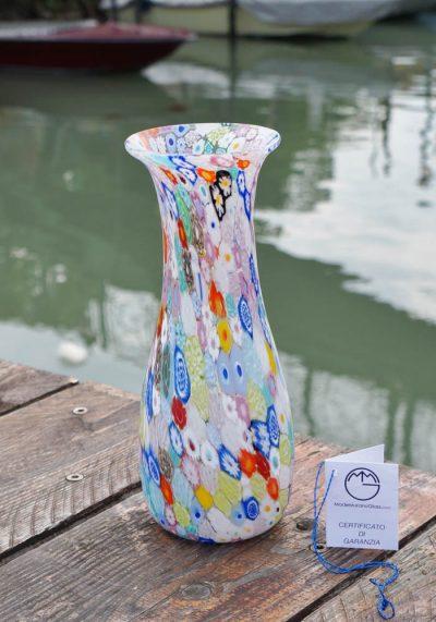 Murano Glass Jug For Water Or Wine – Venetian Blown Glass