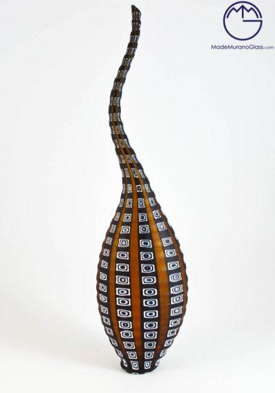 vase glass murnao