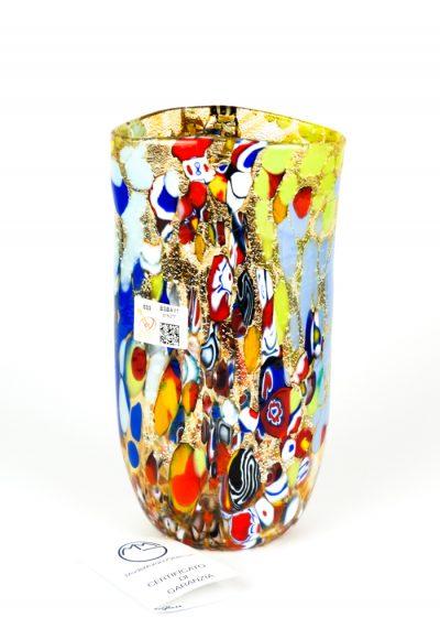 Piatto – Murano Vase Fantasy Amber