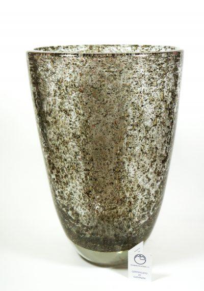 Slot – Made Murano Glass Vase Brass Powder