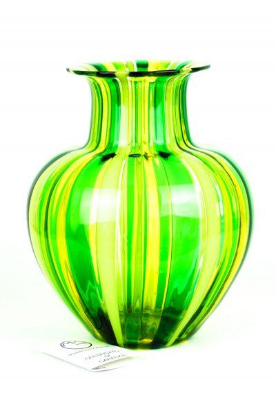 Oleo – Murano Glass Vase Multicolour
