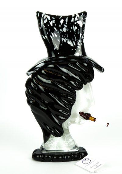 La Vida Loca – Sculpture Tribute Rock – Made Murano Glass