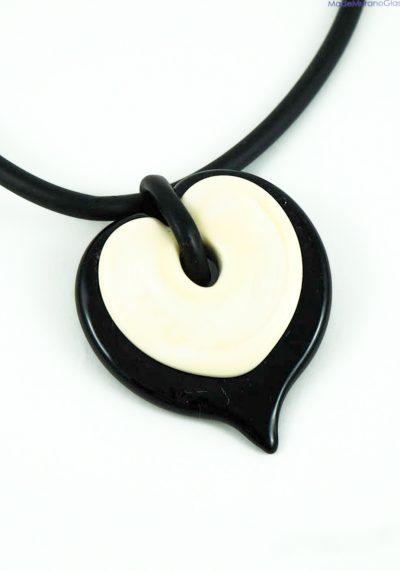 Ava – Murano Glass Jewelry – Necklace In Venetian Blown Glass