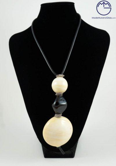 Monile – Murano Glass Jewelry – Necklace In Venetian Blown Glass