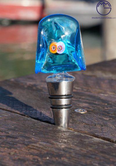 Bottle Stopper In Murano Glass – Master Apa