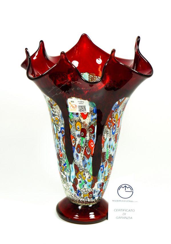 Paina - Vaso Fazzoletto Colature Rosso