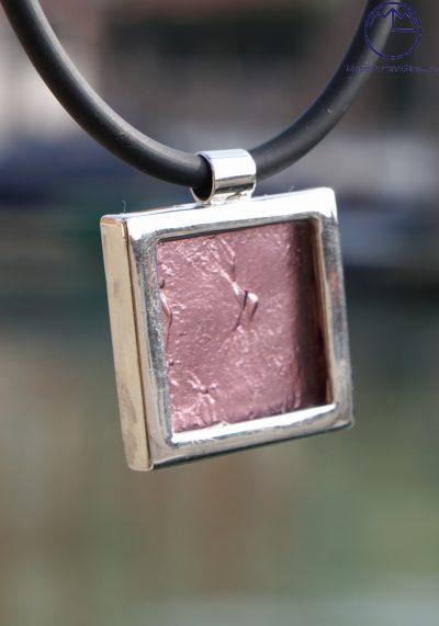 Odara – Murano Glass Jewelry Amethyst And Silver