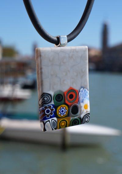 Nuvola – Murano Jewelry With Murrina Millefiori – Murano Glass