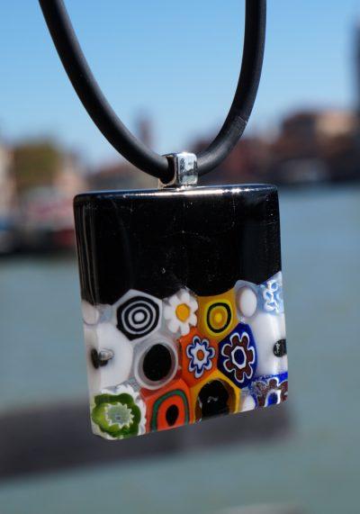 Elvis – Murano Jewelry With Murrina Millefiori – Murano Glass