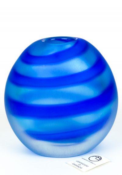 Nobre – Blue Vase – Made Murano Glass