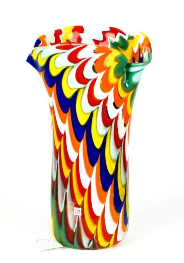 Edition - Vaso Vetro Soffiato Fenicio Multicolore