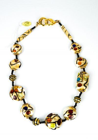 Miriam – Necklace Made Of Murano Glass