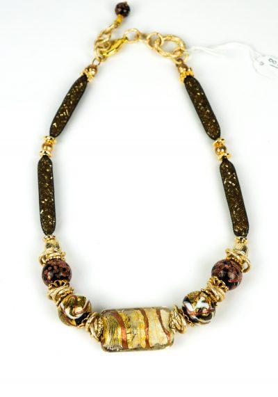 Orofino – Necklace Made Of Murano Glass