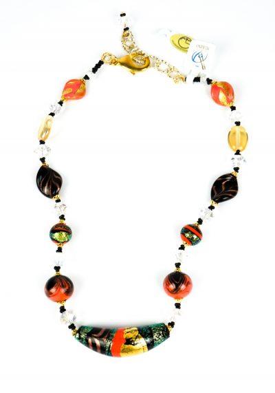 Gigi – Necklace Made Murano Glass