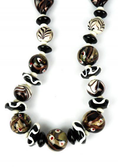 Doge – Venetian Glass Jewelry – Necklace Made Murano Glass
