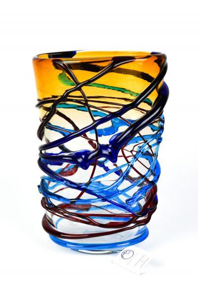 Udini – Fili Vase – Made Murano Glass