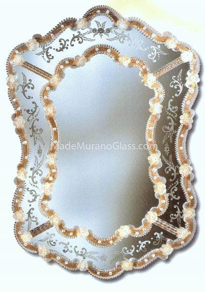 F.te Nove – Collection Specchi Di Murano Vetro Artistico