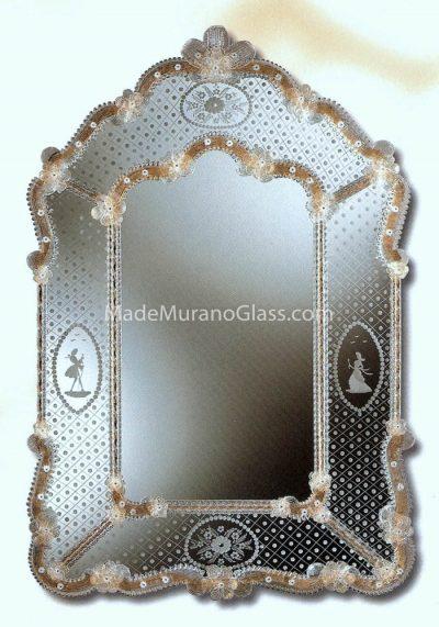 Giudecca – Specchio Di Murano Vetro Artistico