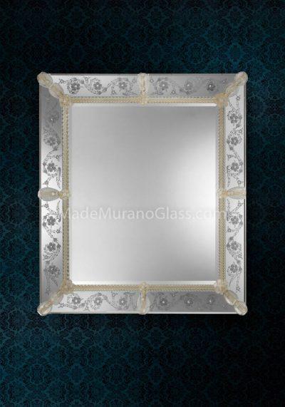 Murano Mirror – Illusion – Murano Glass
