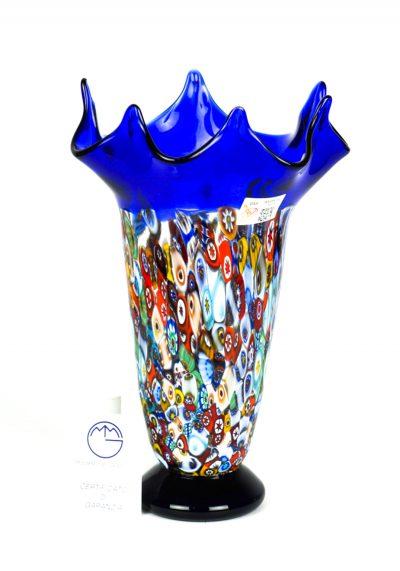 Dori – Vaso Fazzoletto Murrina E Fascia Blu