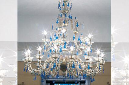 Lampadari di murano, un'opera d'arte che illumina la tua casa