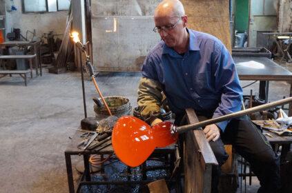 Rendere il vetro di Murano un patrimonio dell'umanità