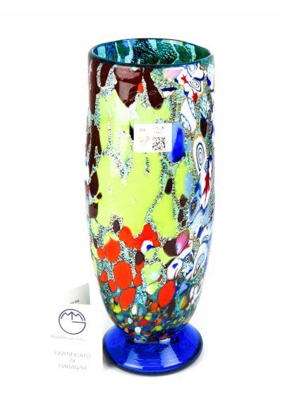 Lira – Vase Fantasy Aquamarine