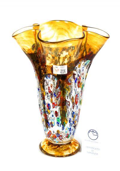 Caigo – Vaso Fazzoletto Colature Ambra