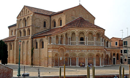 Not only glass, a short visit to Murano, historical notes and places to visit