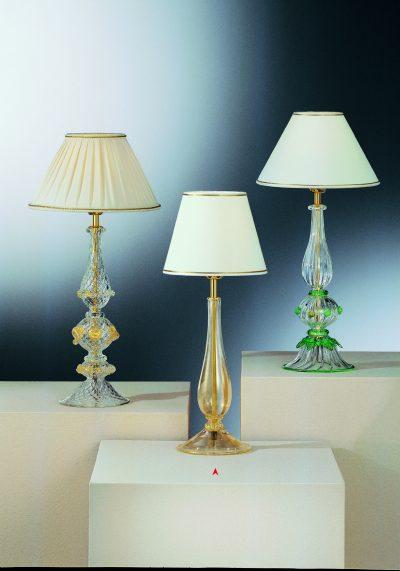 The Morrises – Murano Glass Table Lamp – Venetian Glass Lamps