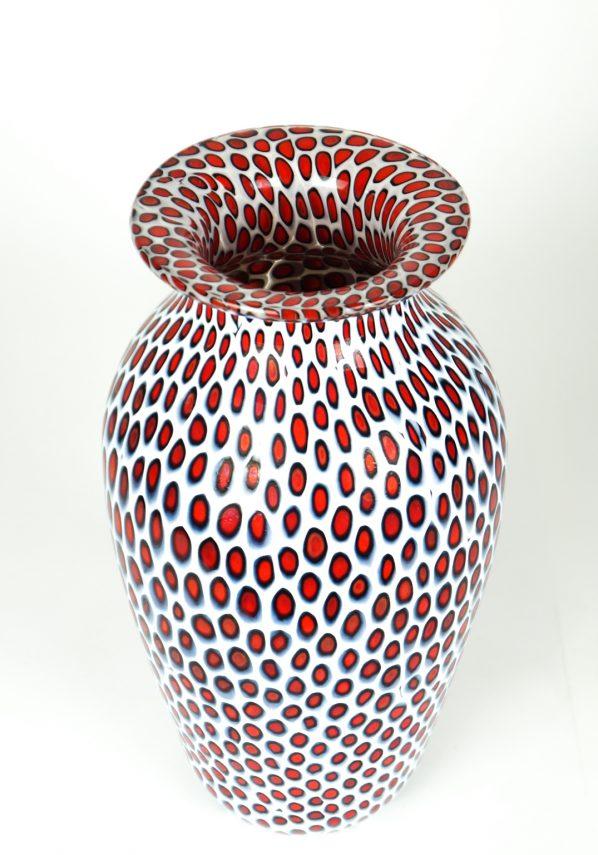 Colosseo - Vase With Murrina Millefiori