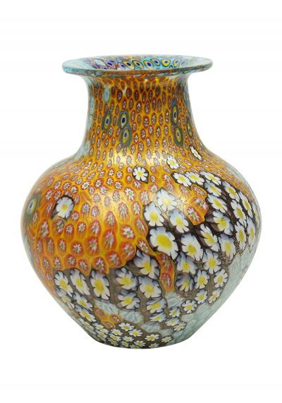 Klimt – Vase With Murrina Millefiori