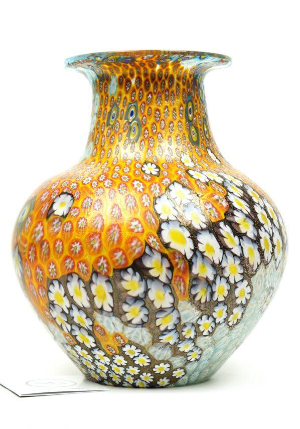 Klimt - Vase With Murrina Millefiori