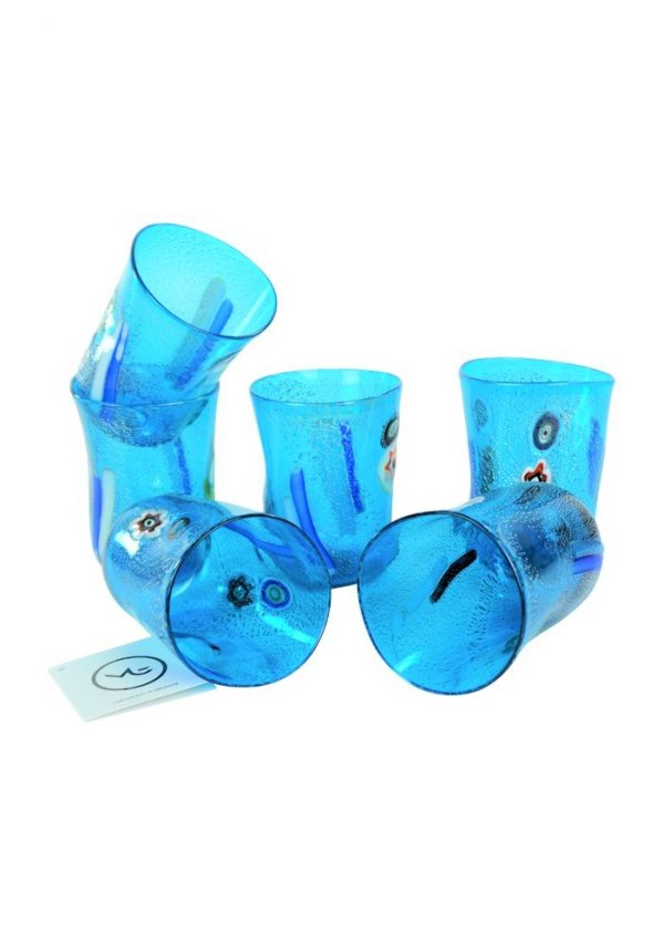 Light Blue Glasses