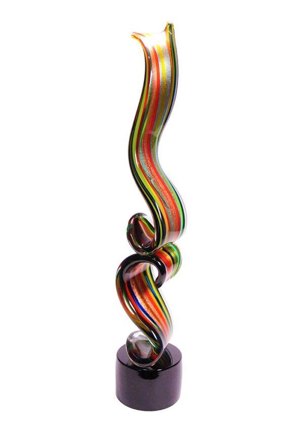 Murano Glass Art Sculpture